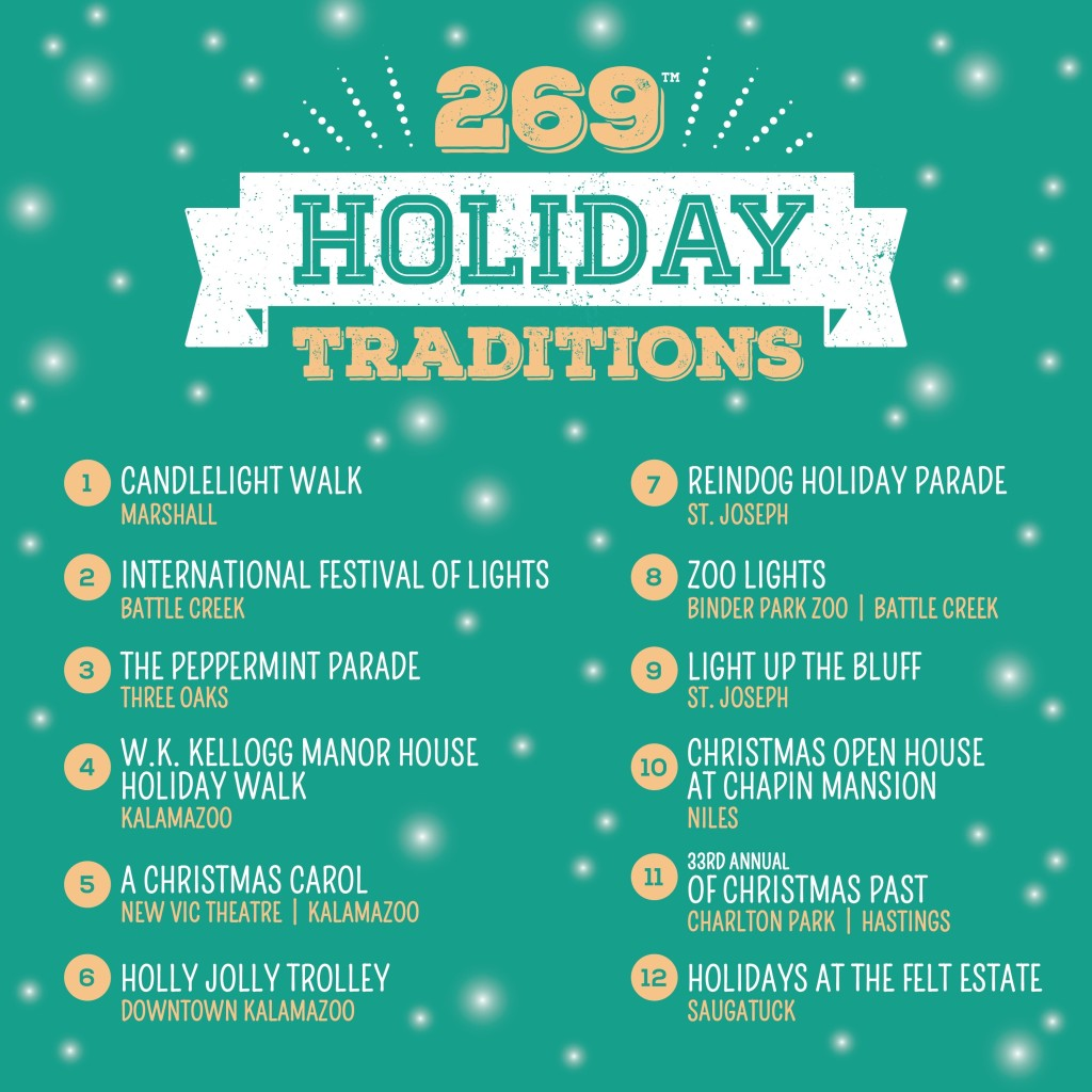 269 Holiday Traditions Discover Kalamazoo